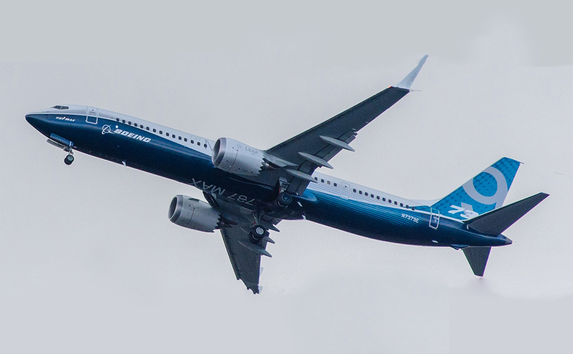 Boeing B737 Max restrictions