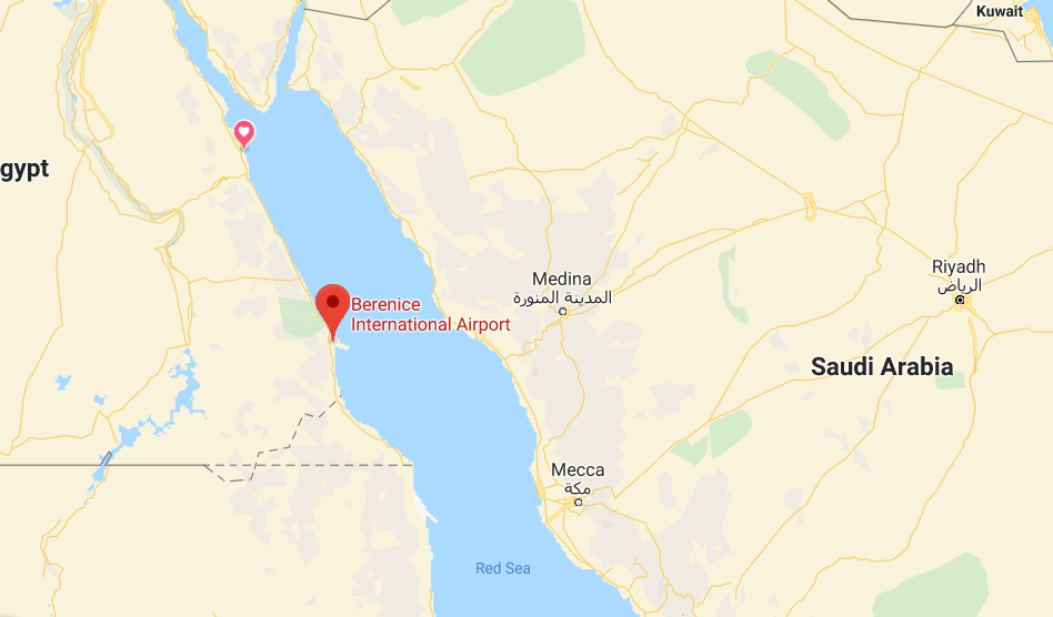 New Berenis International  Airport Opened in Egypt